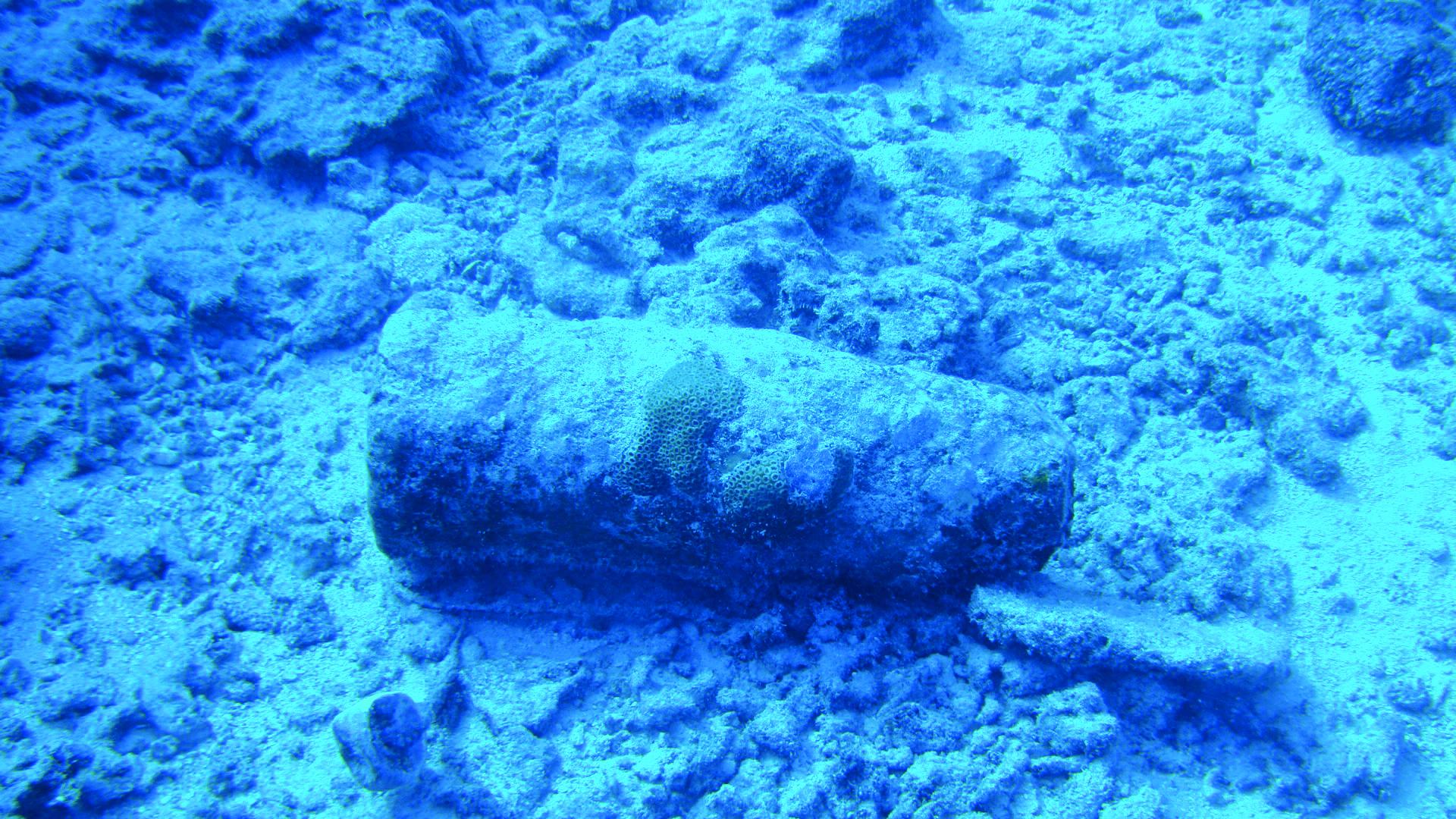 Une opération de neutralisation de munitions sera mise en place le 18 novembre à Bora Bora. (Photo Marine Nationale)