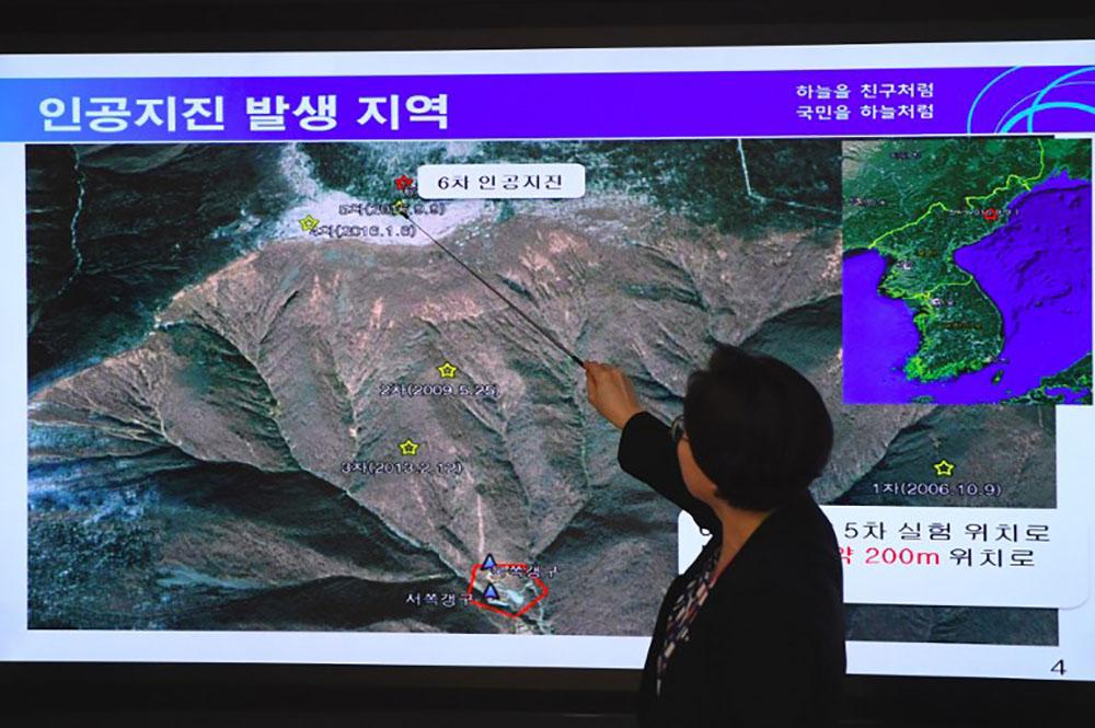 Corée du Nord : peut-être 200 morts dans l'effondrement d'un tunnel sur le site des essais nucléaires
