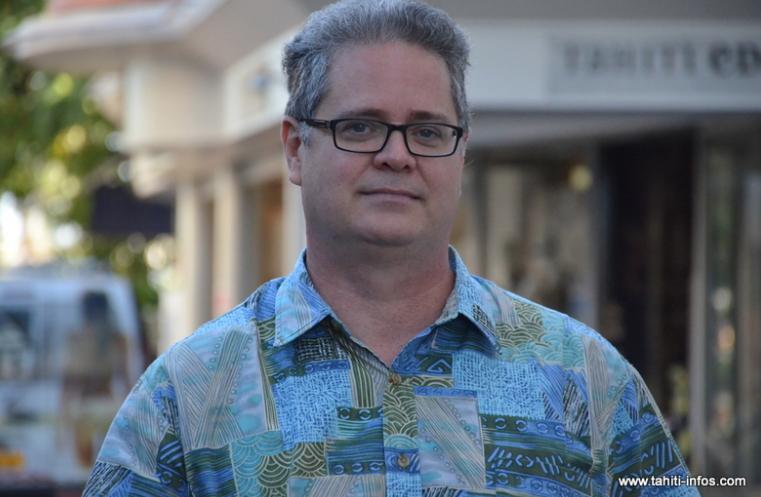 La République En Marche:  Garbet nommé référent pour la Polynésie