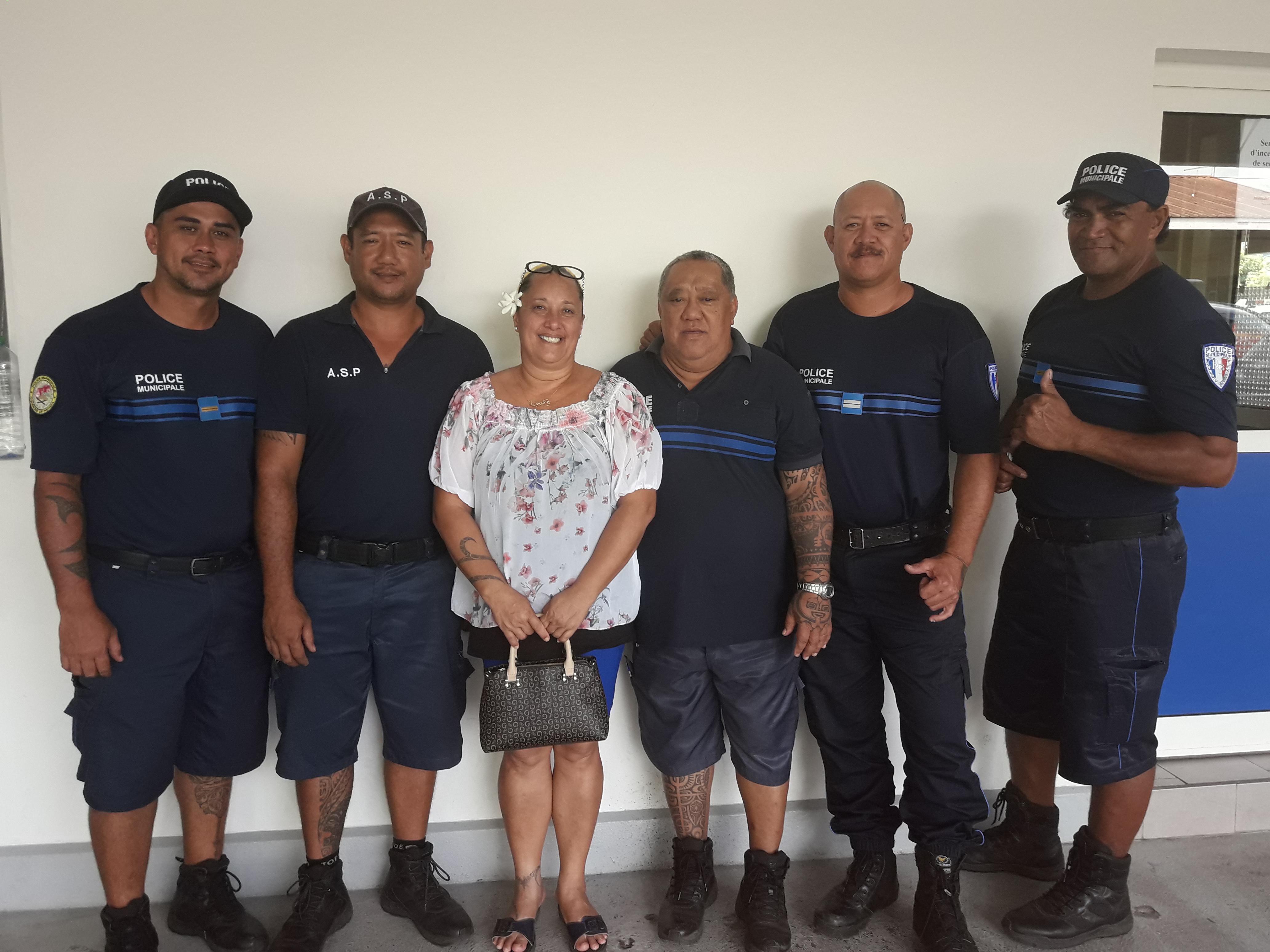 La police municipale de Papara fermée désormais le week-end