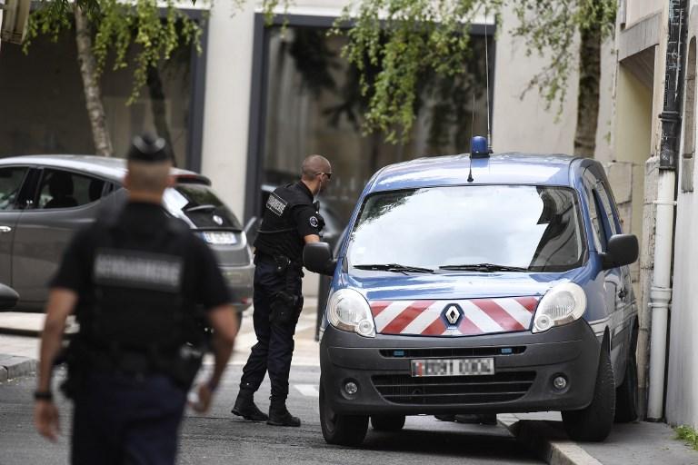 """Dijon: un mystérieux """"commando"""" revendique des attaques au marteau"""