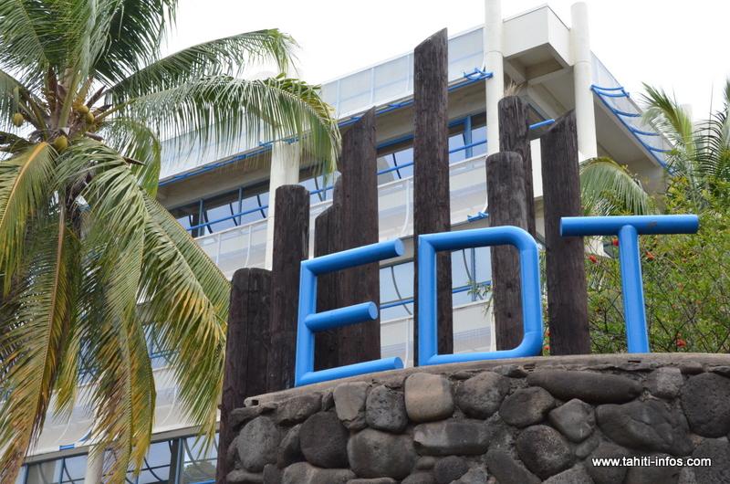 Préavis de grève à EDT