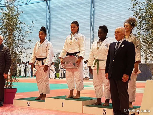 Judo - Métropole : Nos judokates décrochent de prometteuses médailles