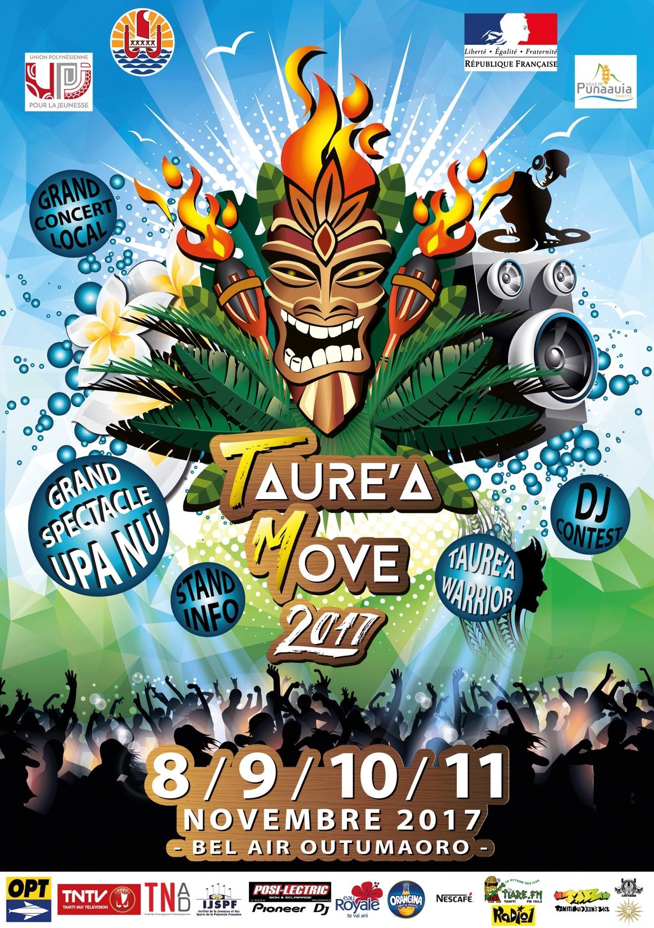 Un concours de DJ pour le Taure'a move 2017