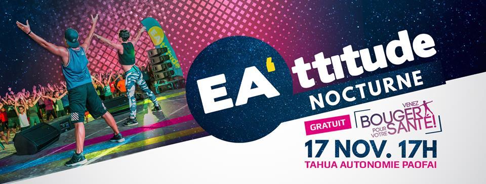 La EA'ttitude ou l'envie de donner l'envie de vivre sainement