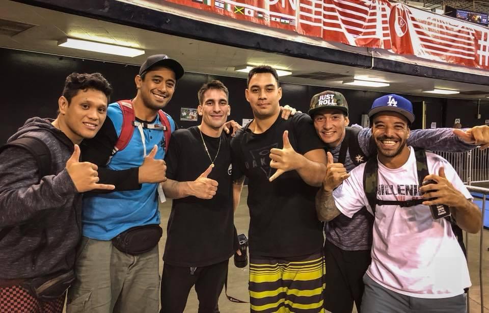 Jiu jitsu brésilien - Championnat du Monde SJJIF : Les clubs tahitiens au top