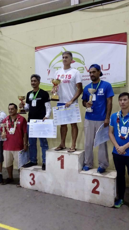 Sylvain Defaix, coach de la sélection de Tahiti et acteur incontournable du taekwondo polynésien