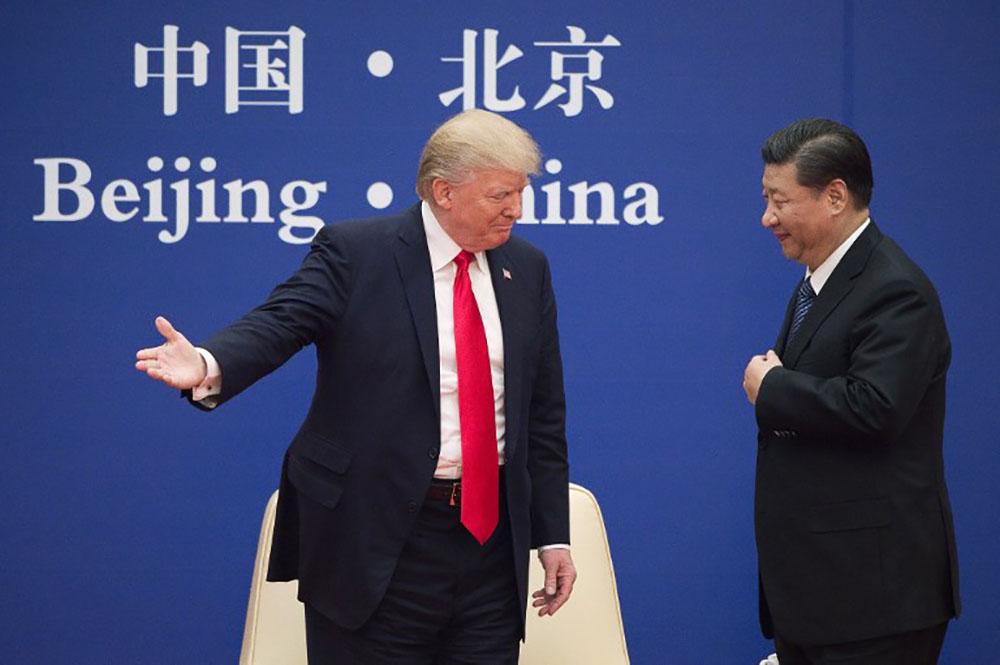 Trump à Pékin: moisson d'accords commerciaux à plus de 250 milliards de dollars