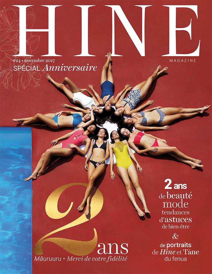 À la Une de Hine Magazine, jeudi 9 novembre 2017