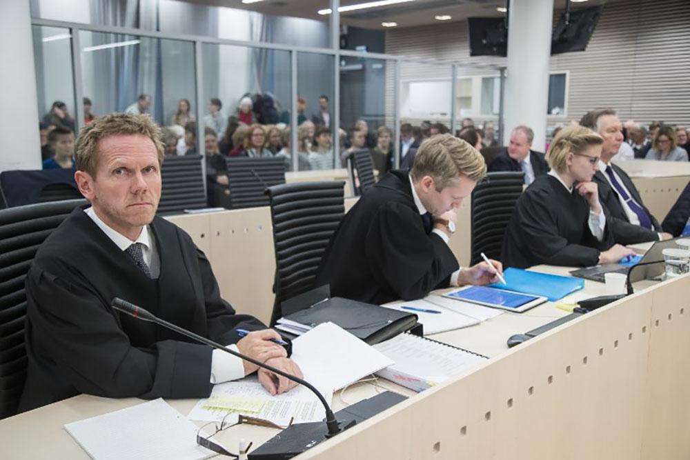 Forages dans l'Arctique: la Norvège au tribunal après la plainte d'ONG