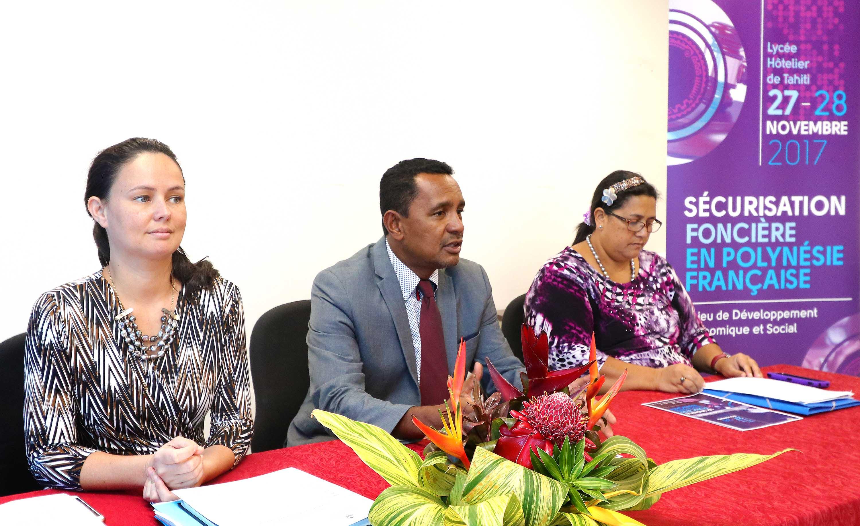 Colloque sur la sécurisation foncière les 27 et 28 novembre prochains