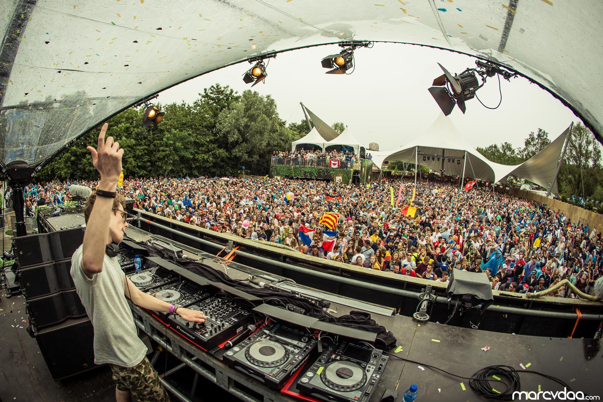 Le DJ, compositeur et réalisateur artistique belge Felix De Laet, alias Lost Frequencies, se produira à Tahiti le 15 décembre.