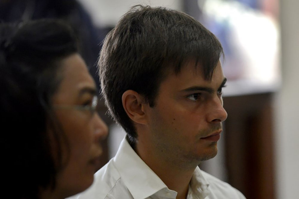 Indonésie: un Français condamné à cinq ans de prison pour 14 grammes de haschisch