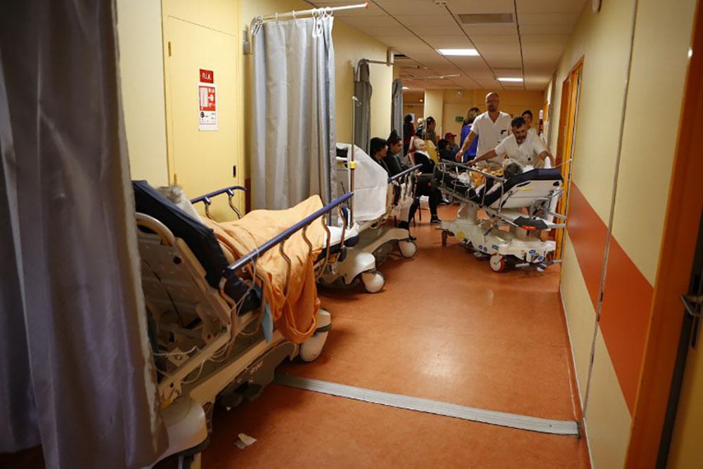 """Dans le plus grand hôpital de Corse, """"l'ère de la débrouille"""""""