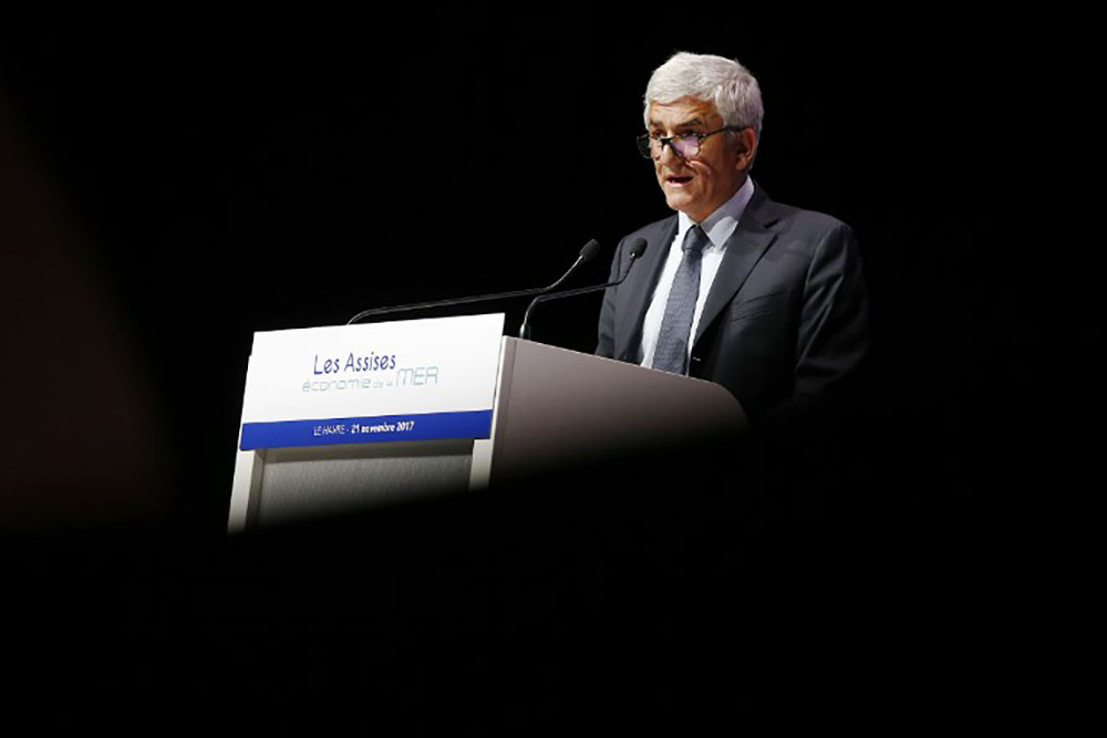 Hervé Morin élu président de Régions de France