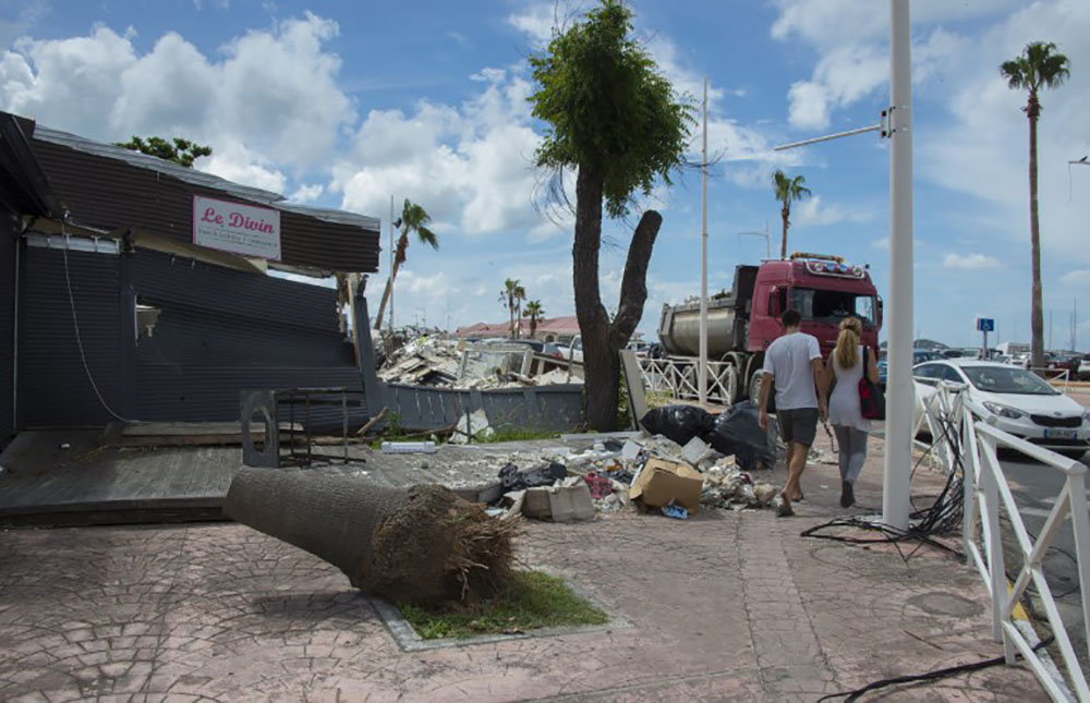 Tourisme: après les ouragans, situation contrastée aux Antilles