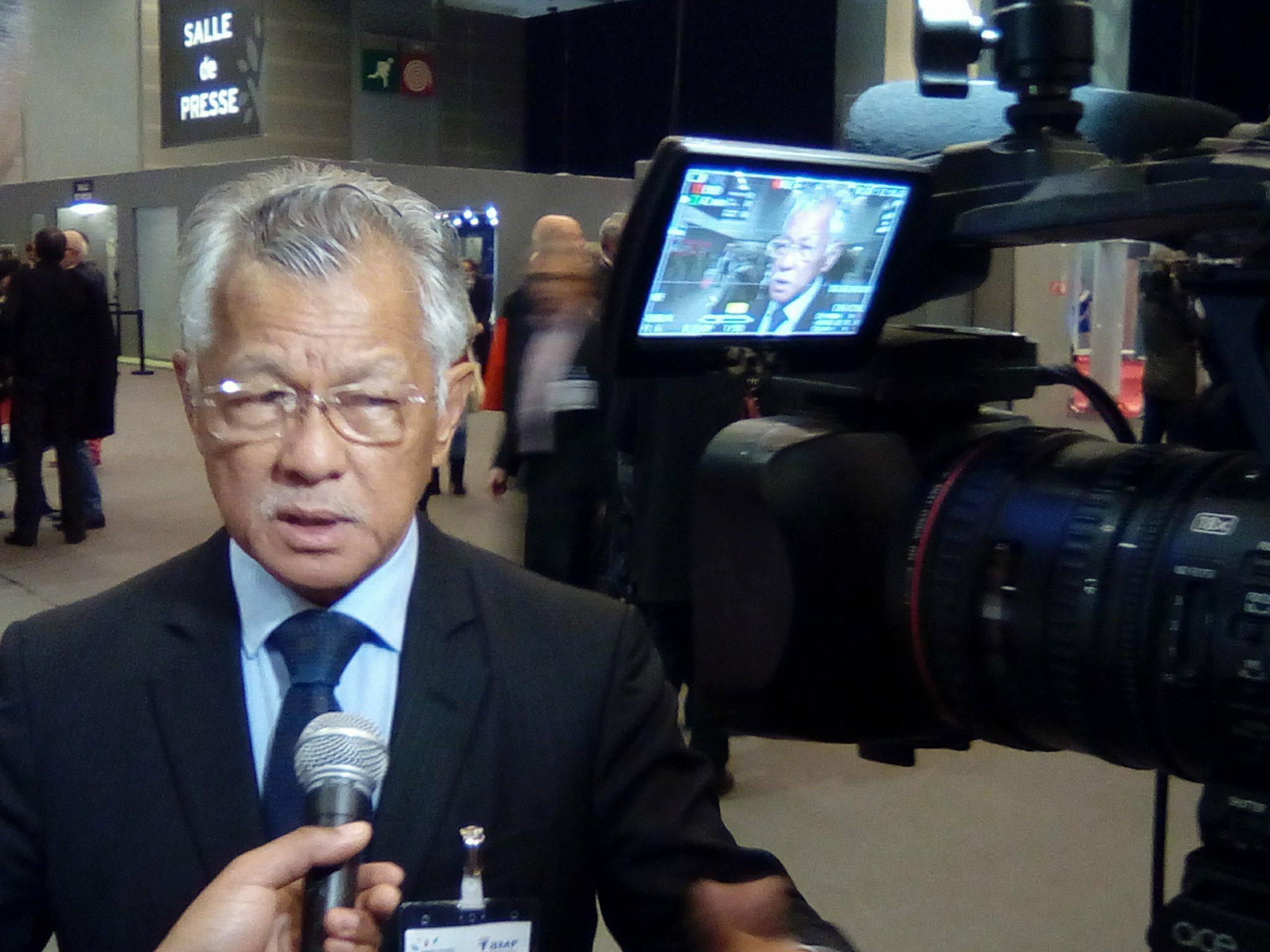 Gaston Tong Sang : « Une fierté partagée avec tous les maires de Polynésie »