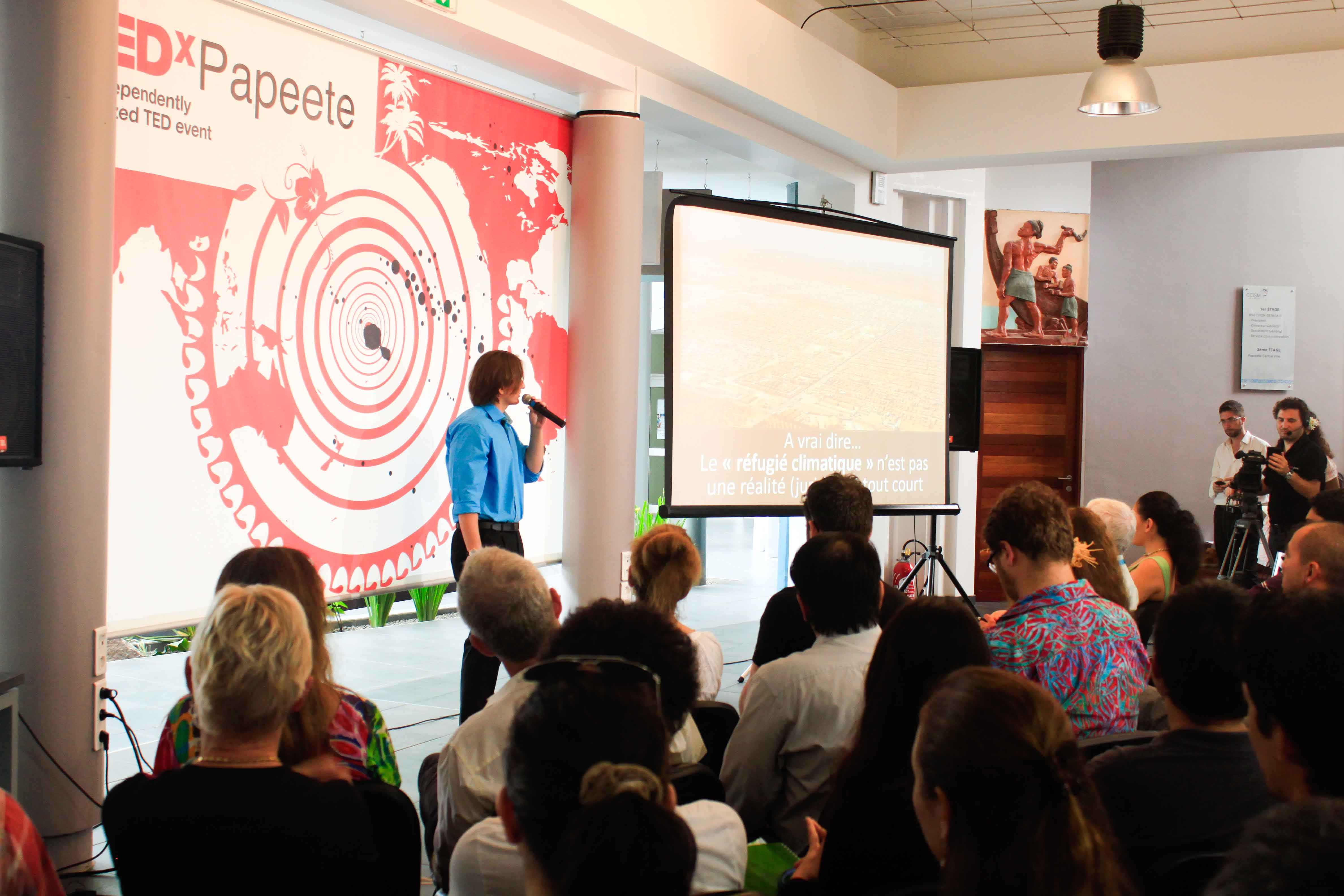 TEDxPapeete.