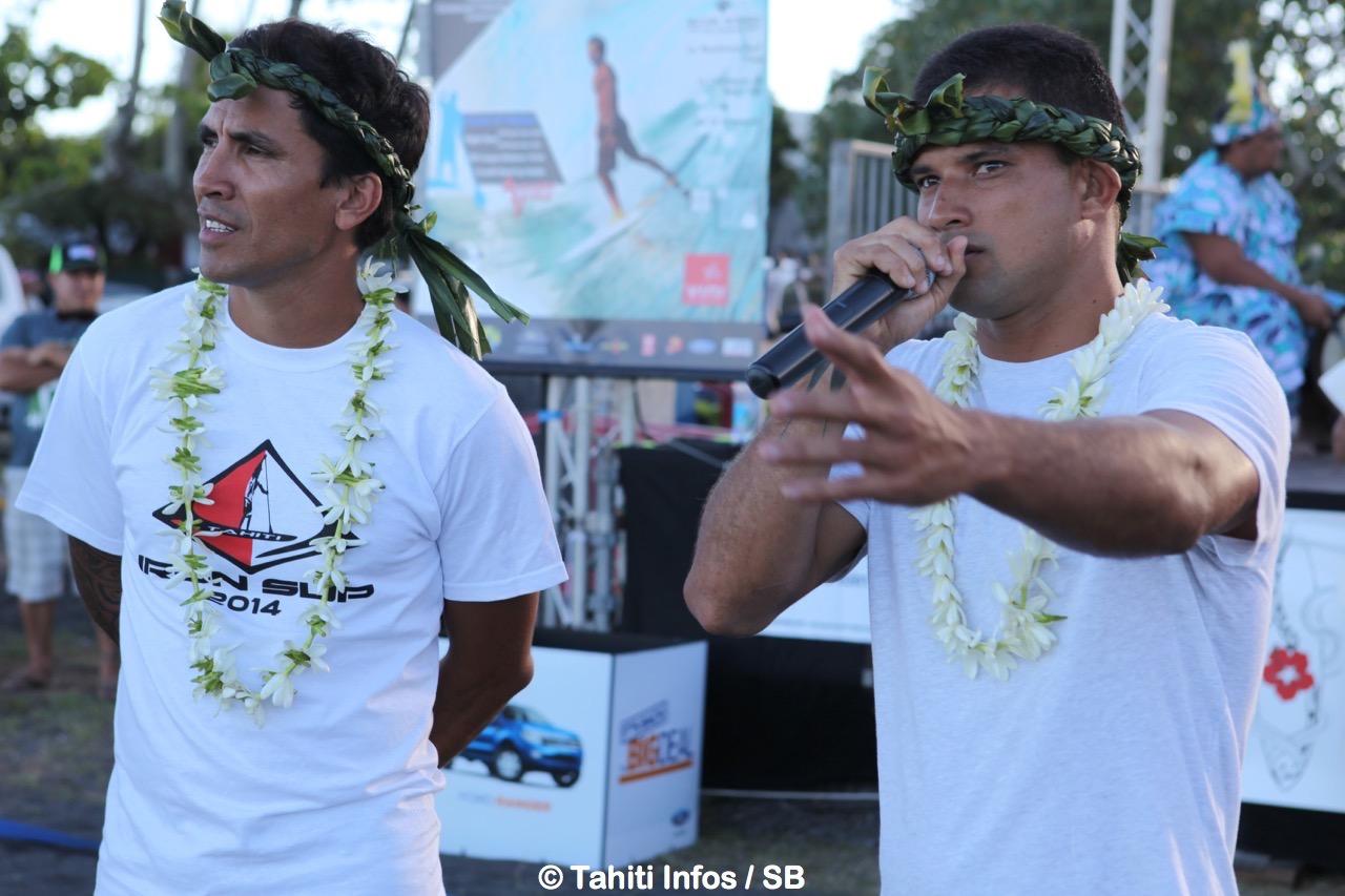 Le Rautirare Surf Club est aussi le club d'origine de Michel Bourez