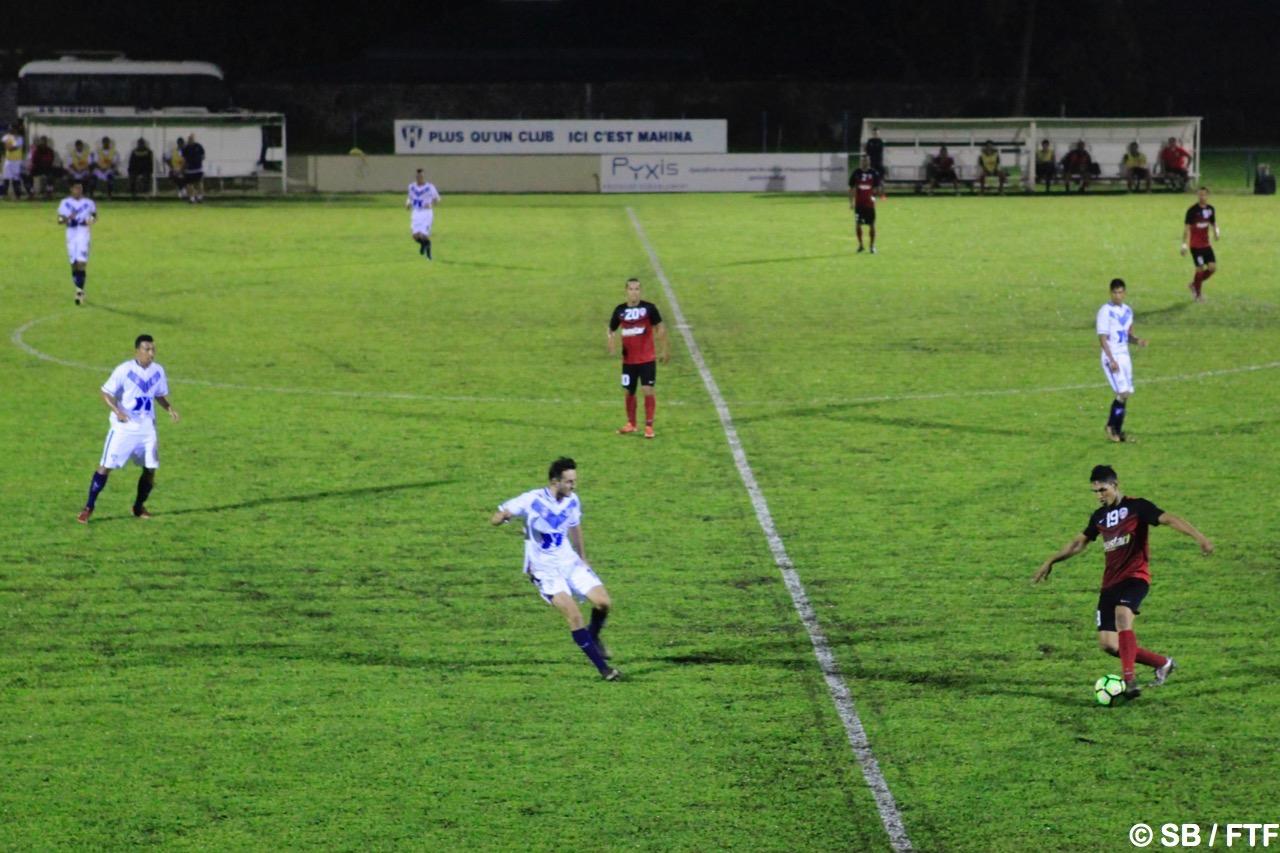 Défaite 3-1 à domicile pour Vénus