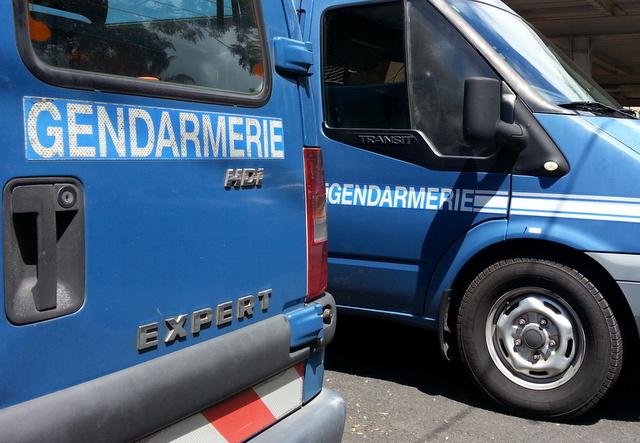 Prison ferme pour le vol de l'arme d'un gendarme