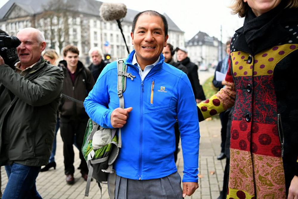 Allemagne: la justice va trancher la lutte d'un fermier péruvien contre RWE