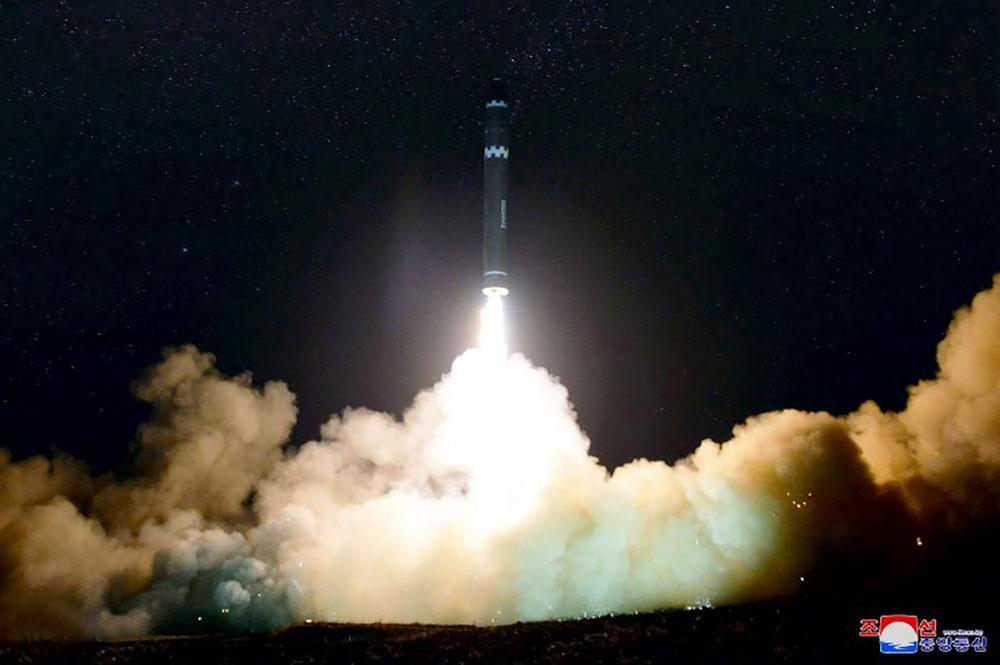 Missile : Washington menace Pyongyang, sans convaincre Moscou et Pékin