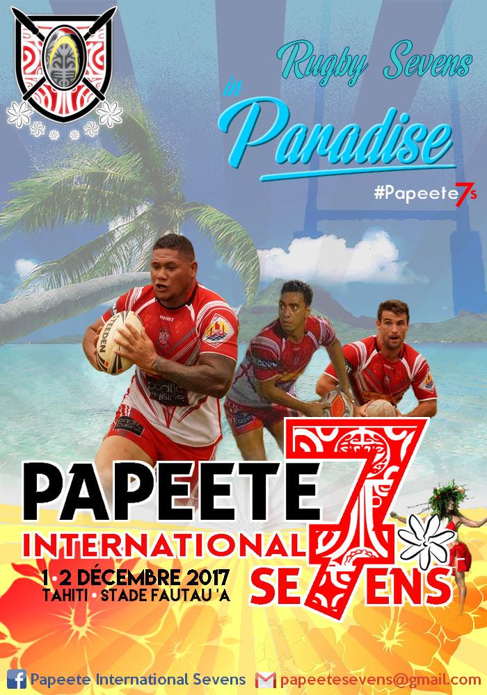 Le Papeete International Seven démarre vendredi