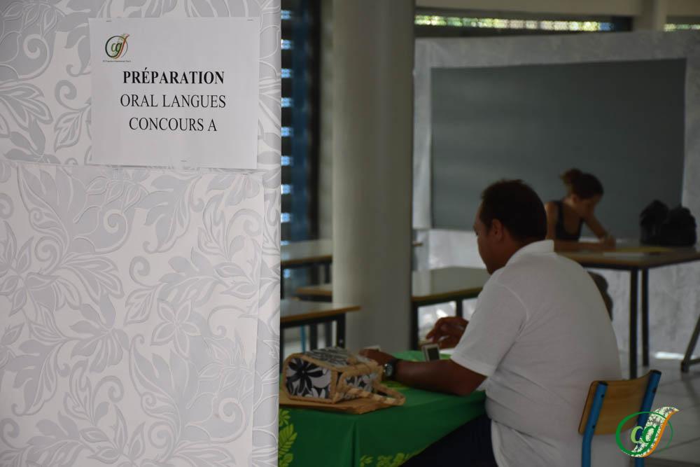 Fonction publique communale 106 candidats tentent l 39 admission au concours des cadres - Salon de la fonction publique ...