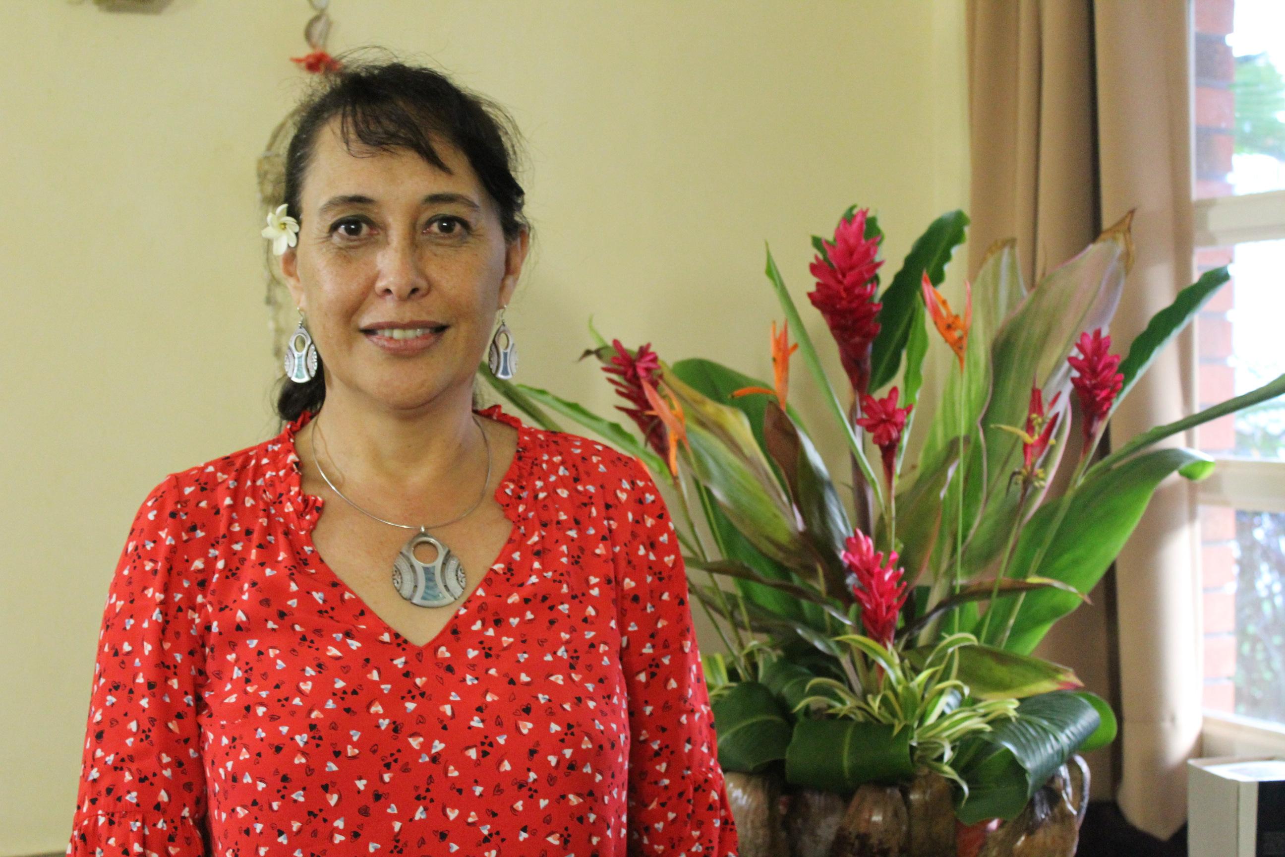 Tea Frogier « Nous devons travailler à rendre les personnes employables de manière durable »