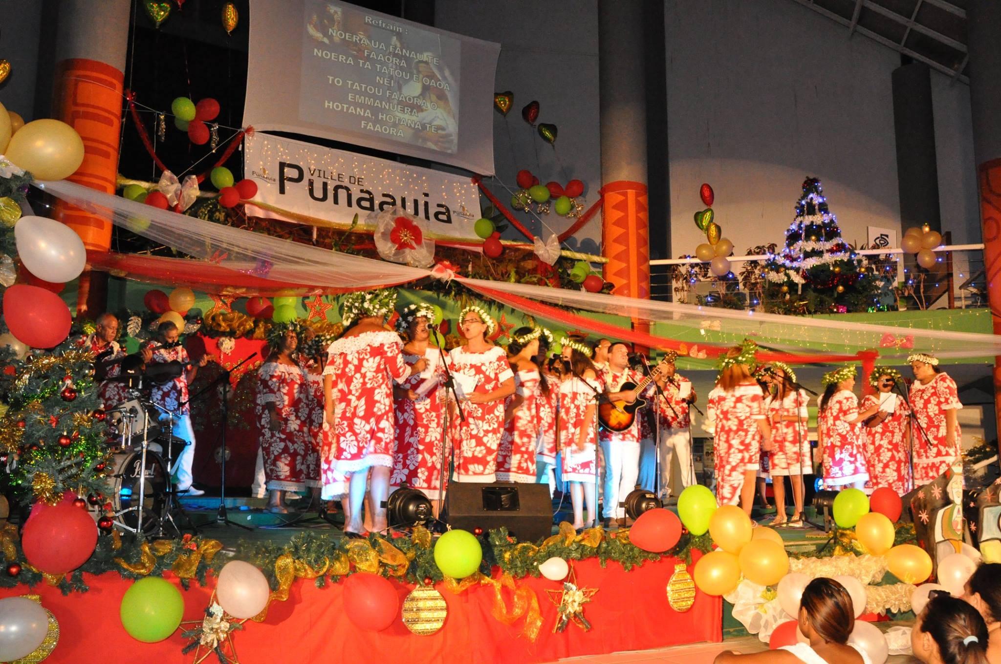 Punaauia prépare les fêtes de Noël