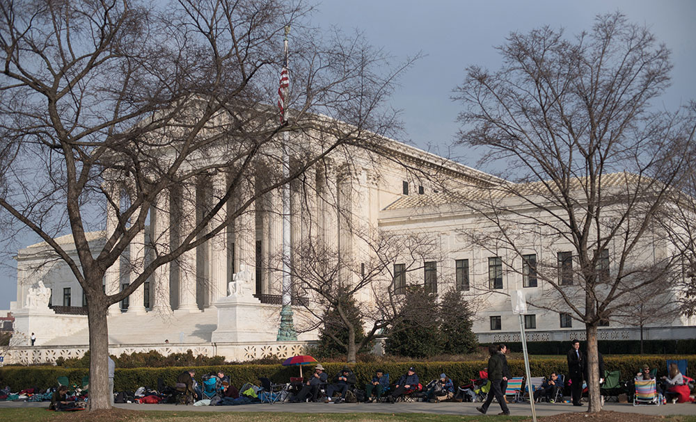 Feu vert de la Cour suprême au décret anti-immigration de Trump