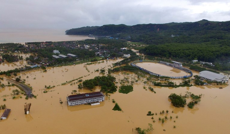 Indonésie: le bilan du cyclone tropical monte à 41 morts