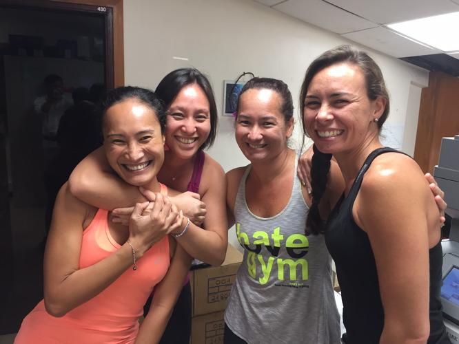 L'activité physique a redonné le sourire à certaines