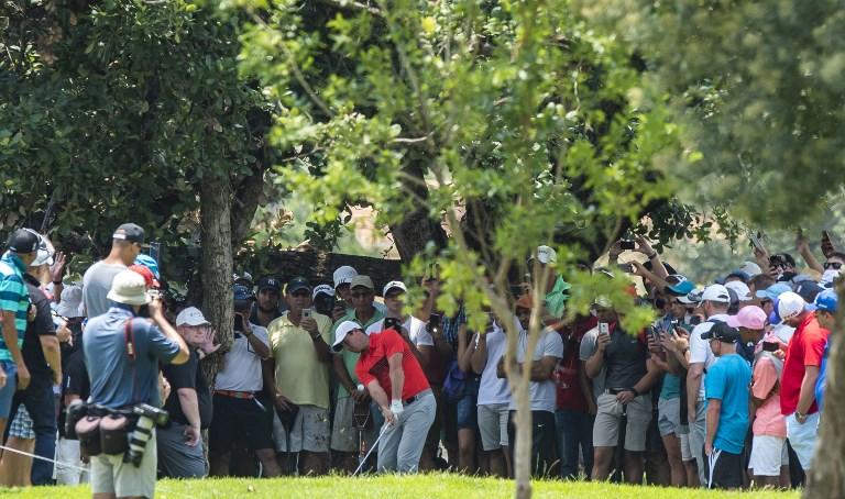 EPGA - Open de Johannesburg: Quand la pluie obéissait aux prières...