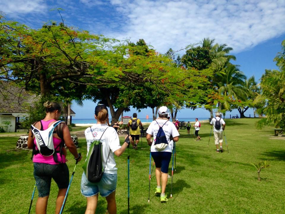 Marchez pour le Téléthon à Taravao
