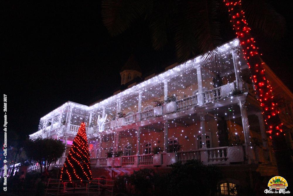 L'esprit de Noël s'installe à Papeete