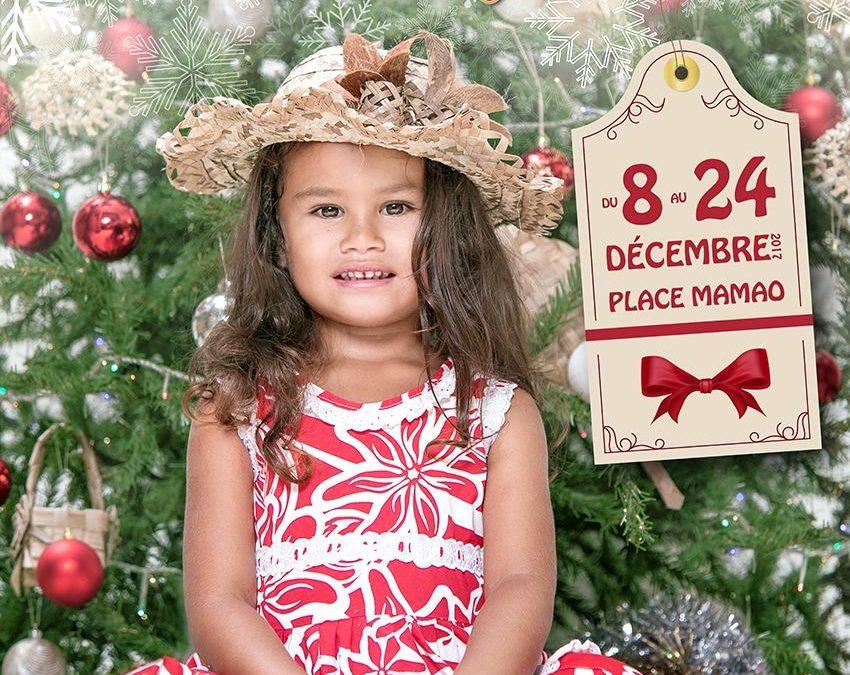 Salon « Te Noera a te Rima'i » : Quand Noël et l'artisanat s'invitent à Mamao