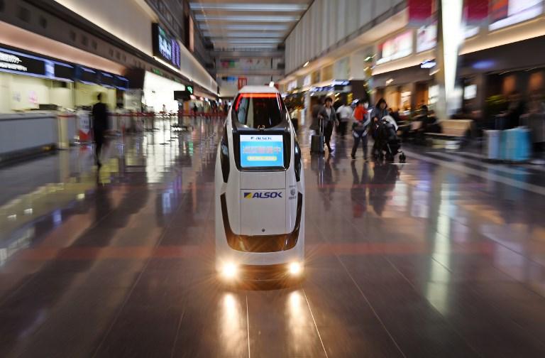 Tokyo: des robots pour accueillir les visiteurs aux JO 2020