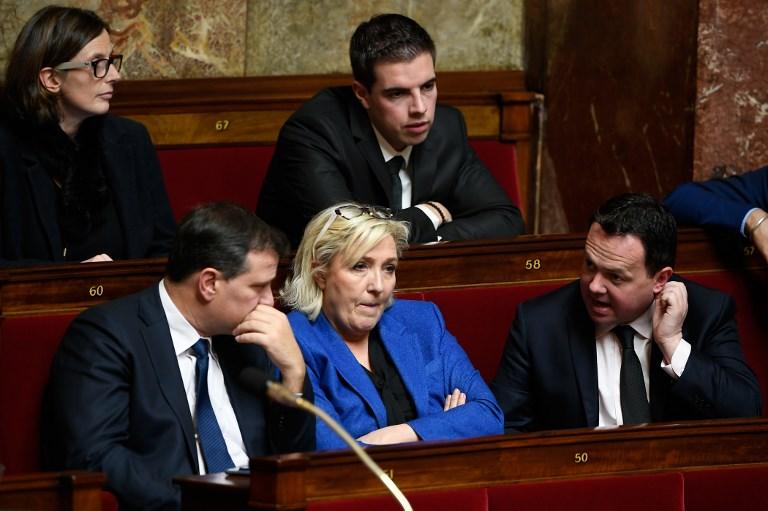 Assistants d'eurodéputés FN : après Marine Le Pen, le parti à son tour mis en examen