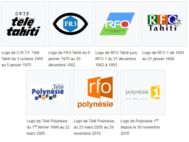 Nouveau logo et nouveau nom pour Polynésie 1ère