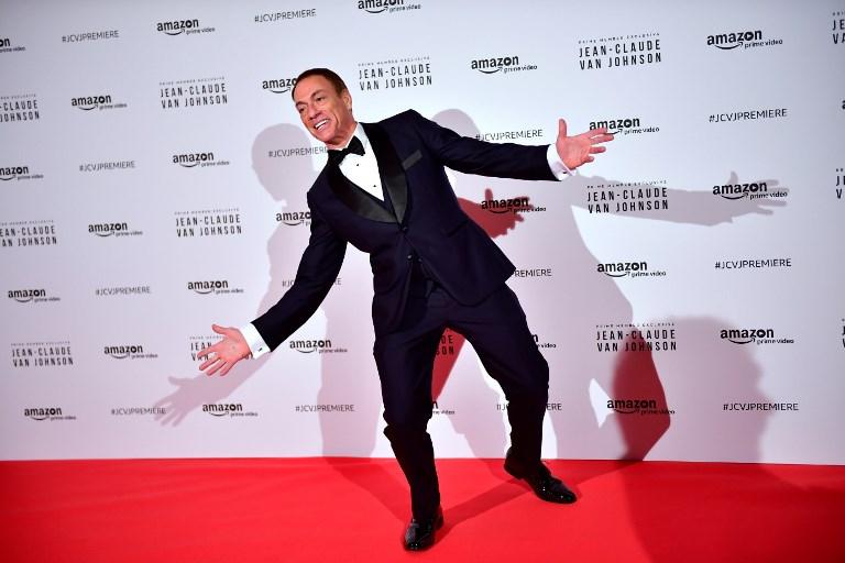 """Jean-Claude Van Damme espère """"sauver sa carrière"""" avec """"Jean-Claude Van Johnson"""""""