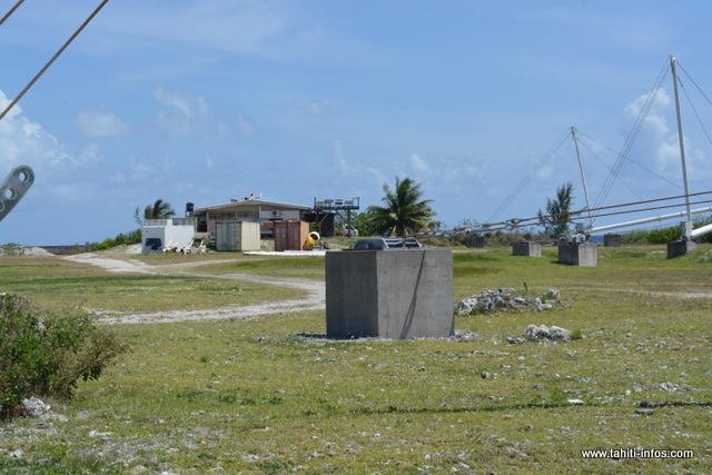 Makemo : un nouveau groupe électrogène grâce aux Jeux inter-îles