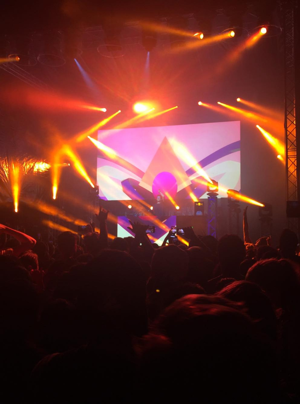 Concert :  2500 personnes ont vibré avec Lost Frequencies