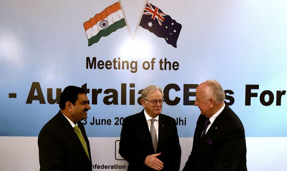 Australie: Adani contraint de développer seul un projet minier controversé