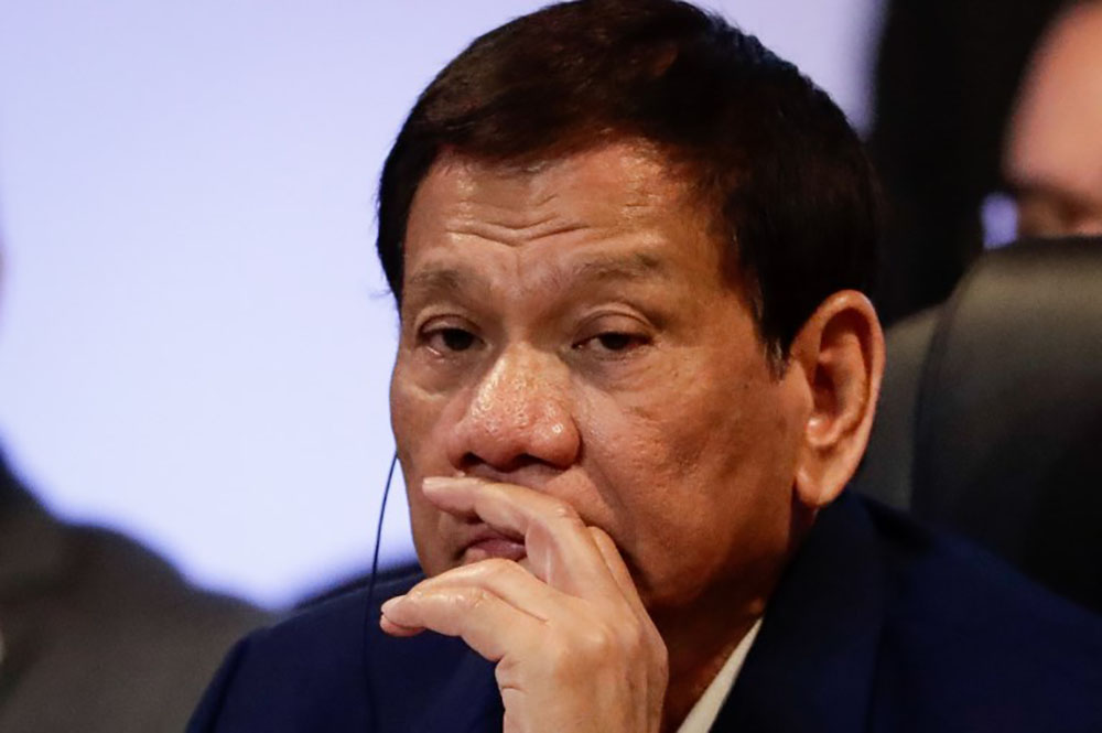 Philippines: Duterte veut légaliser le mariage gay