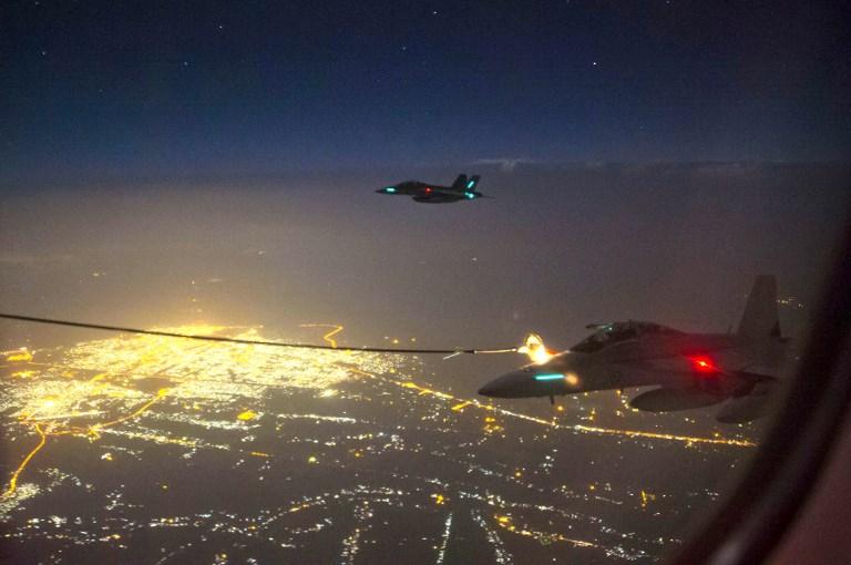 L'Australie cesse ses frappes aériennes en Irak et en Syrie