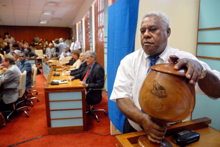 Référendum 2018: un Comité des sages mis en place en Nouvelle-Calédonie