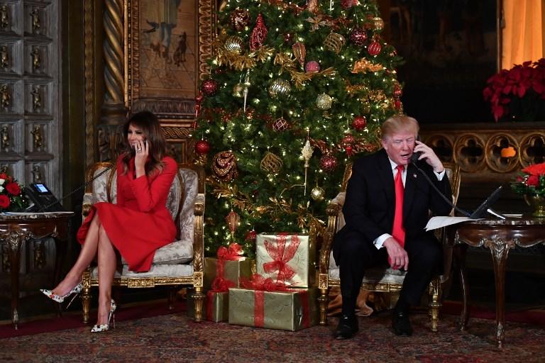Les vacances de Donald Trump en Floride: golf, tweets et politique