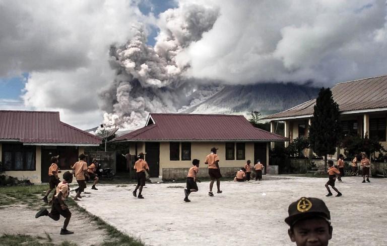 Indonésie: la plus grande éruption de l'année d'un volcan à Sumatra